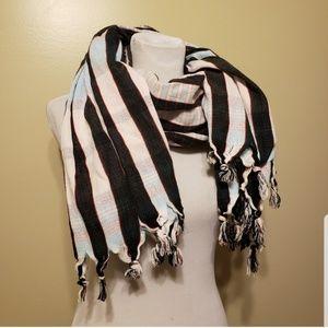 🌵Plaid blanket scarf